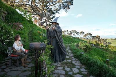 El Hobbit. Un viaje inesperado the hobbit peter jackson tolkien