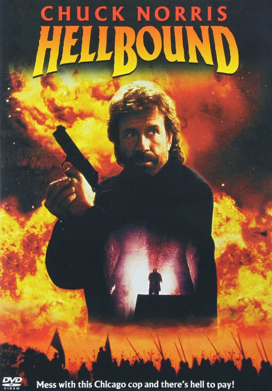 Hellbound the movie with Chuck Norris