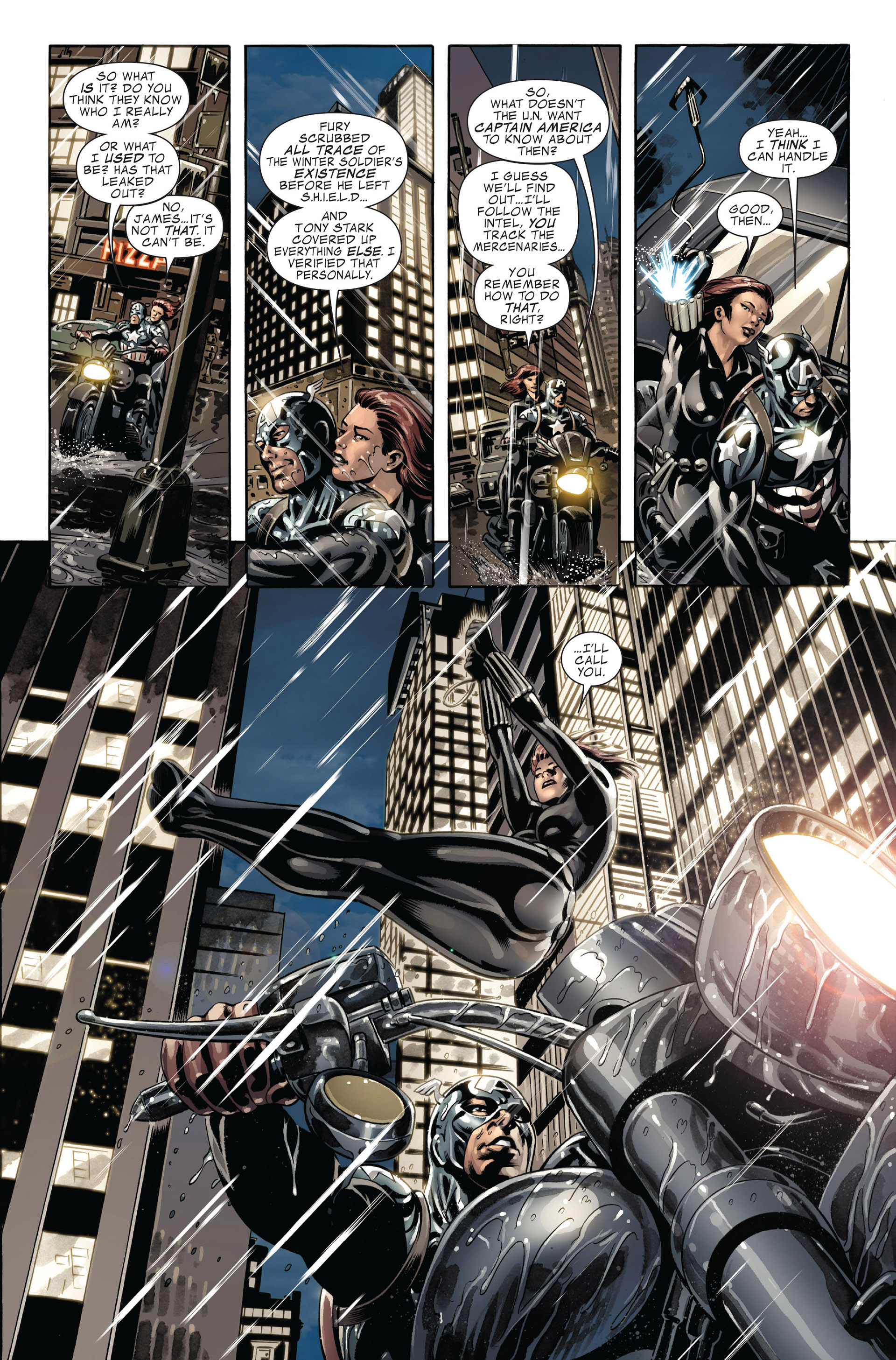 Captain America (2005) Issue #44 #44 - English 8