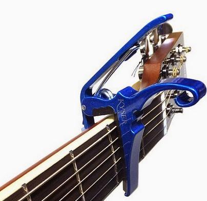 Fungsi Capo Gitar dalam Belajar Gitar Akustik