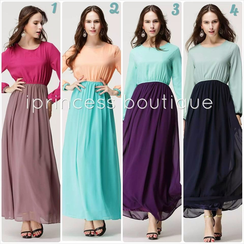 dress cantik malaysia murah 2014