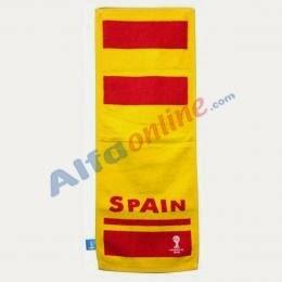 fifa handuk spanyol