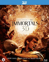 Download Immortals 3D (2011) BluRay 720p Half SBS 800MB Ganool