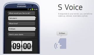 Samsung  Galaxy S4 Mini I9190 S Voice