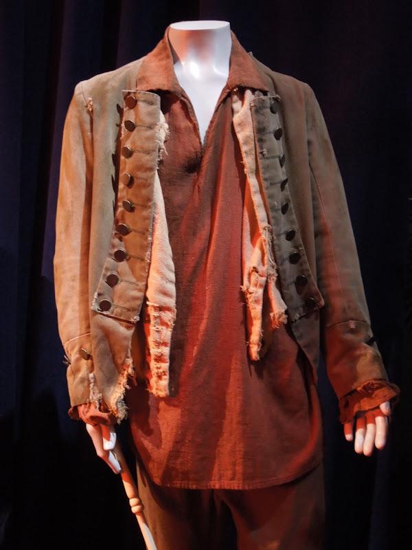 Mackenzie Crook Ragetti Pirates Caribbean costume