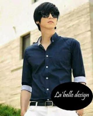 Nah itu tadi beberapa model dari kemeja Korea terpopuler khusus pria