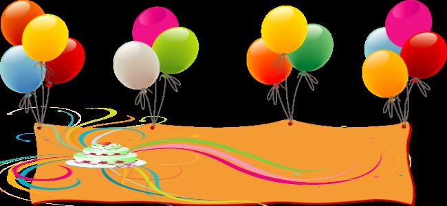 Fondo de cumpleaños png - Imagui