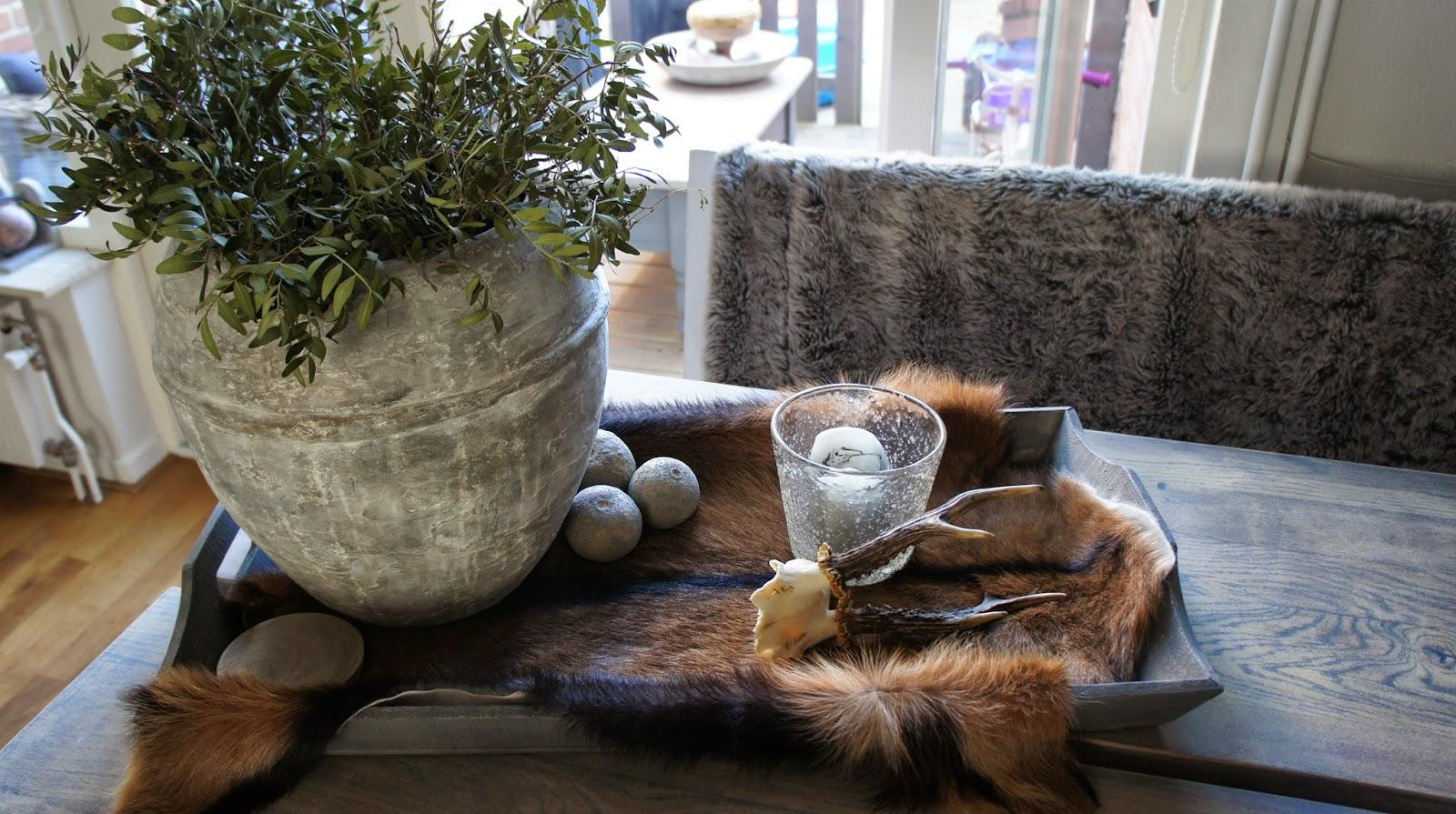 Wonen a la mar september 2014 - Decoratie tafel eetkamer ...