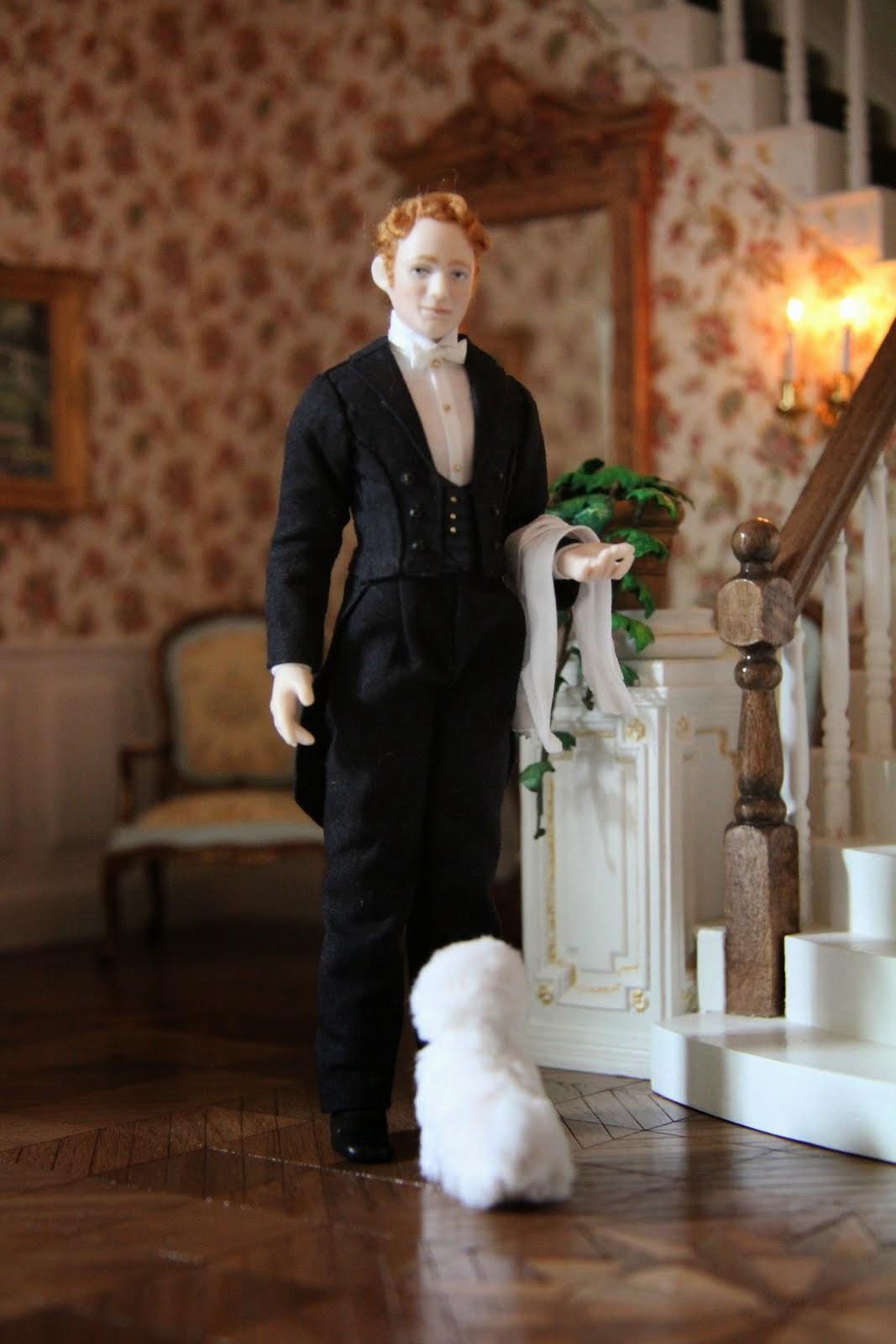 Butler Herr Adam