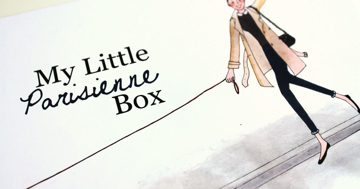 enjoy make up my little parisienne box septembre 2013. Black Bedroom Furniture Sets. Home Design Ideas