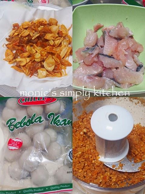 langkah-langkah membuat sup ikan batam