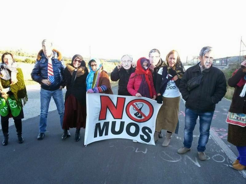 STOP AL MUOS. GREEN ITALIA CHIEDE LE DIMISSIONI DI CROCETTA