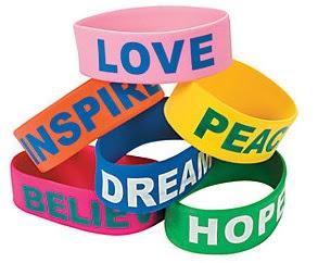 Believe Bracelets