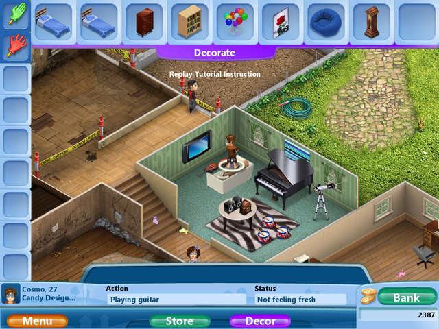 Virtual Families 2 Our Dream House Lyzta Games
