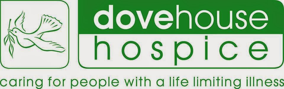 Proud to support Dove House Hospice