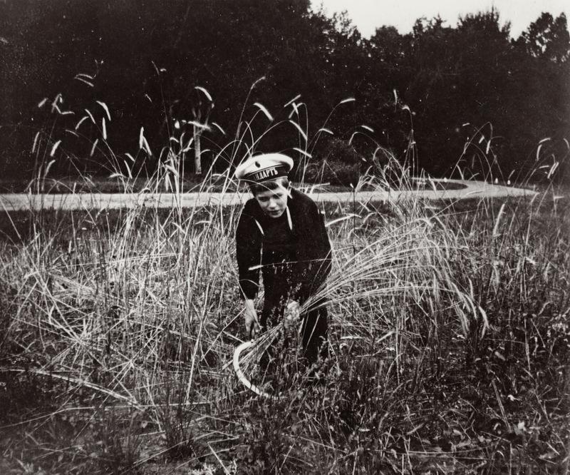 Снимок из альбома Пьера Жильяра. Самодержавная Русь