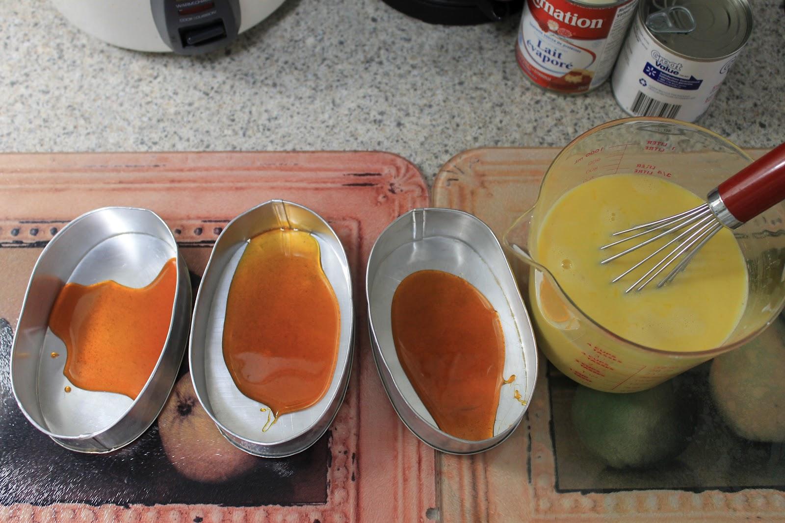 how to cook bake leche flan