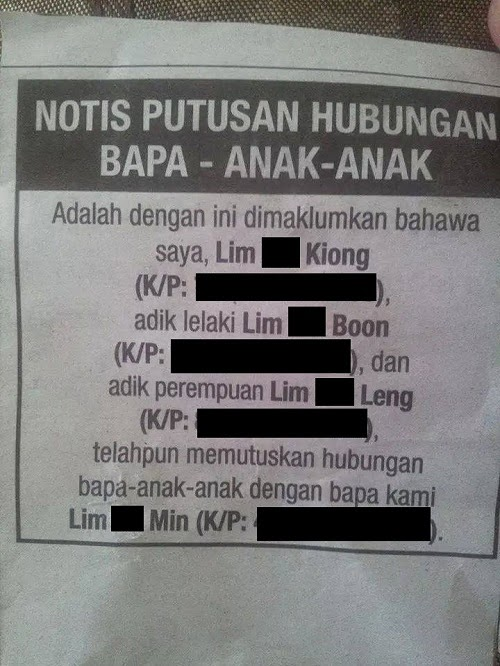iklan surat khabar