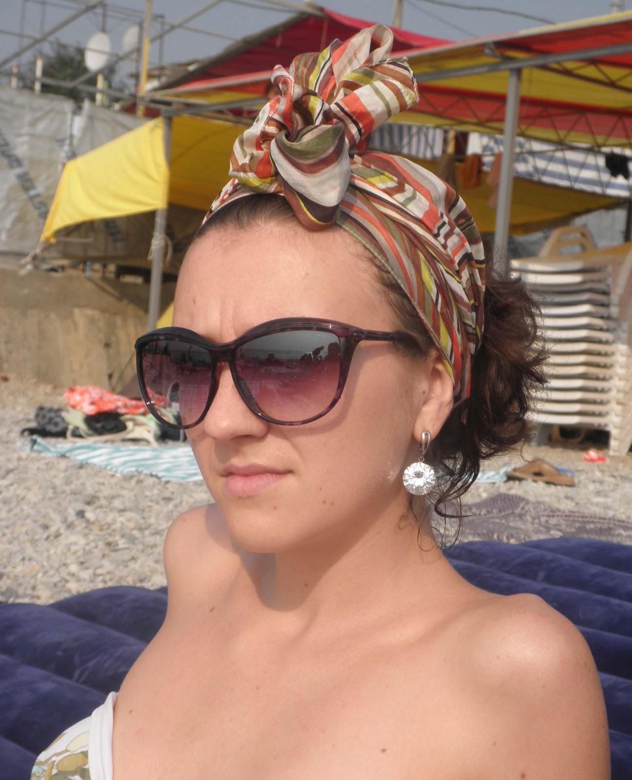 Соблазнительные фото с пляжа