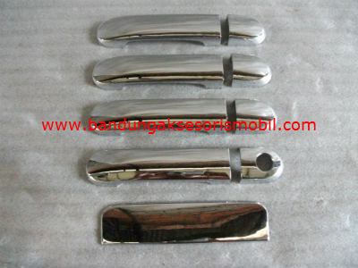 Door Handle + Back Asli 1 lubang Grand Livina