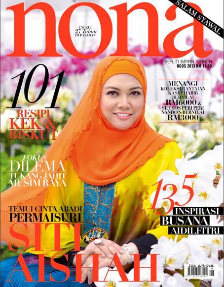 Kemunculan Semula Yam Permaisuri Hajah Siti Aishah