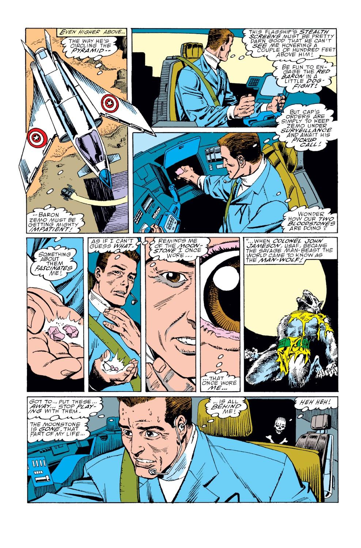Captain America (1968) Issue #361 #294 - English 16