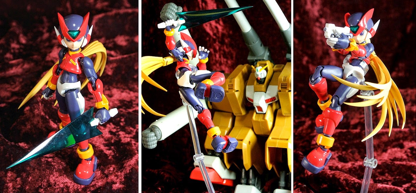 Megaman And Zero