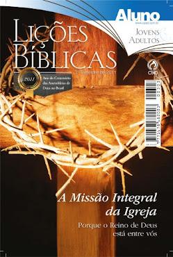 Lições Bíblicas ( 3º trimestre )