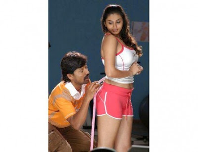 hot movie stills of Namitha Kapoor
