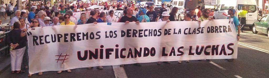 """Plataforma """"Unificando Las Luchas"""""""