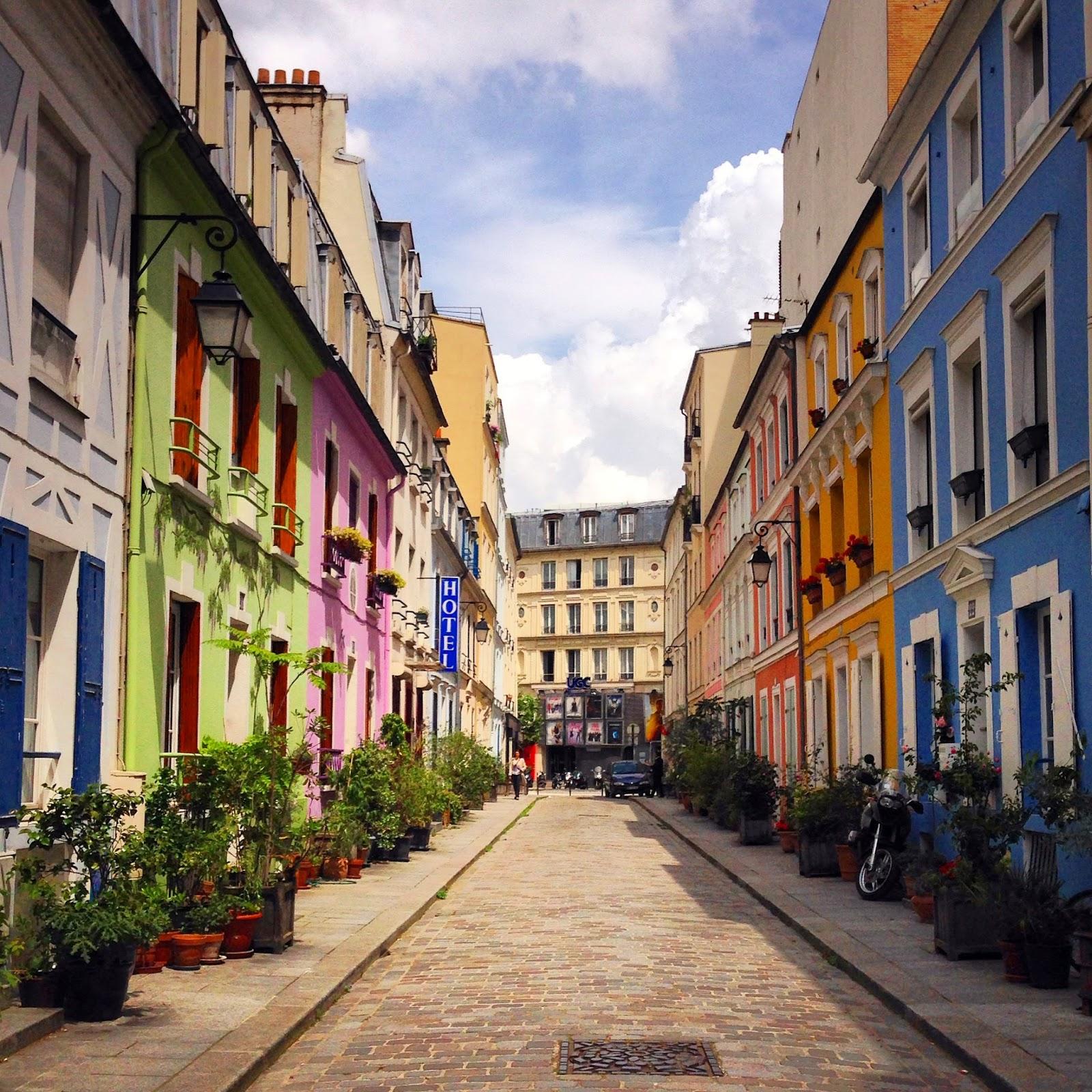 Parigi, 12esimo arrondissement: Rue Crémieux - foto di Elisa Chisana Hoshi