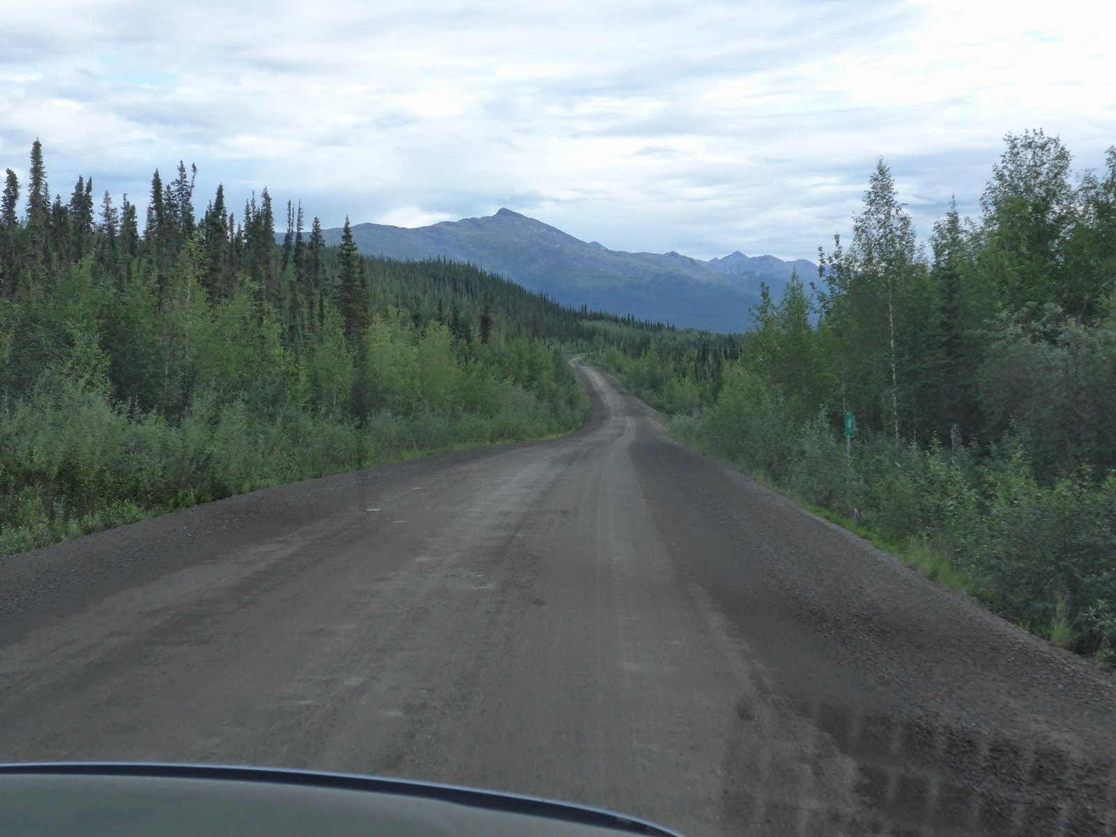 The Dempster Highway.