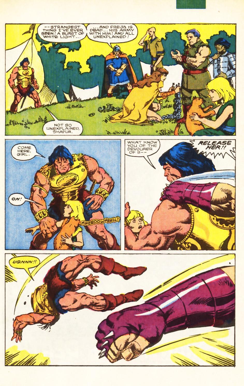 Conan the Barbarian (1970) Issue #198 #210 - English 20