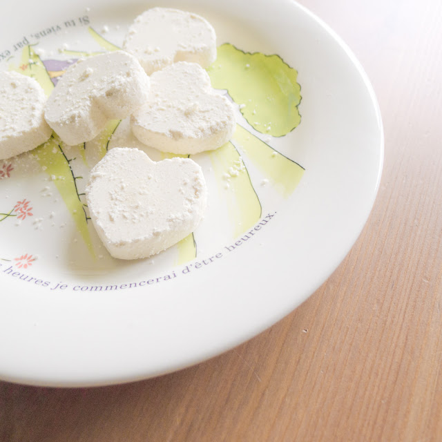 Filipino Arrowroot cookies, Le Petit Prince plate