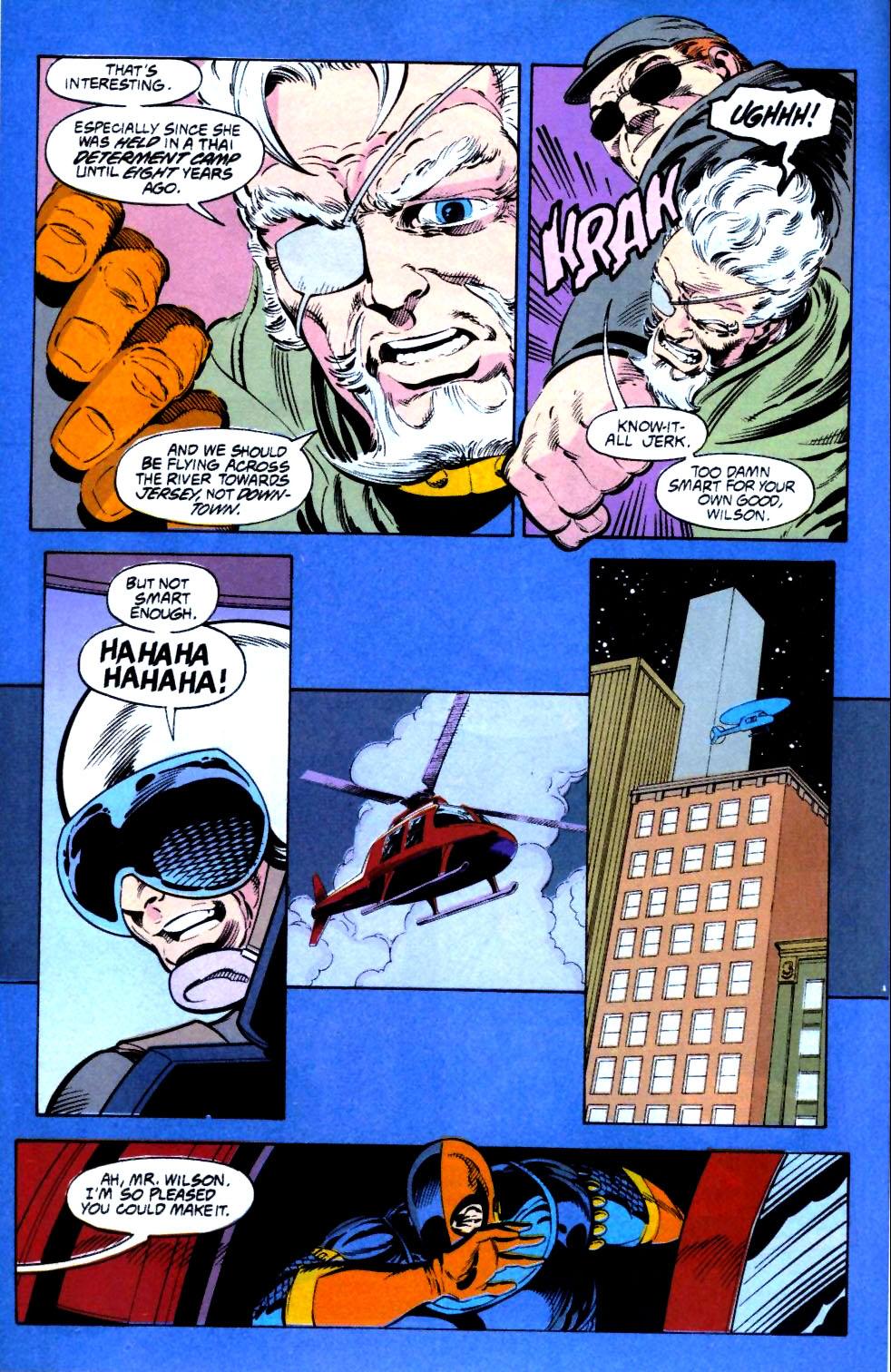 Deathstroke (1991) Issue #15 #20 - English 25