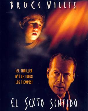 Poster El Sexto Sentido