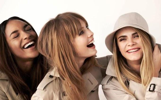 Burberry Beauty Spring 2012 Campaign | Burberry Makeup 2012