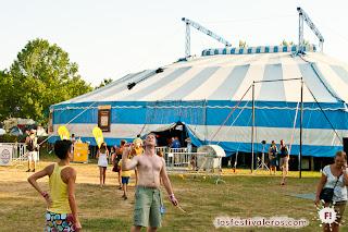Sziget Festival: Circo