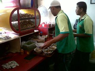 Bakso Lombok Uleg