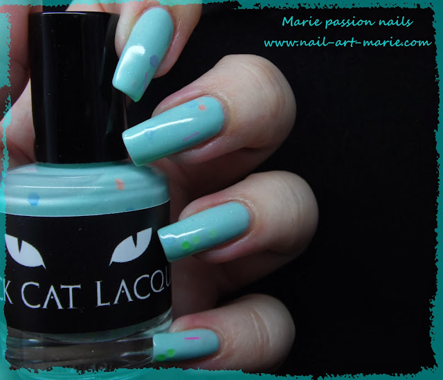 Black Cat Lacquer Run Into Flowers4