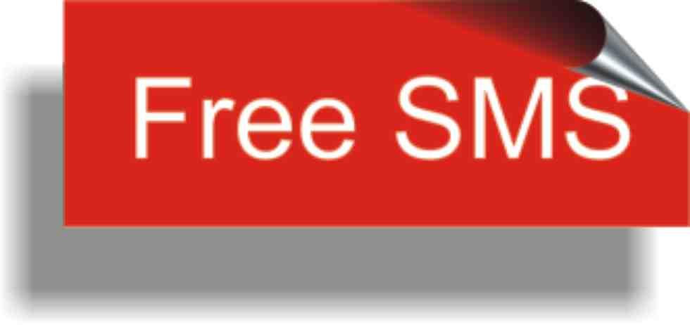 бессплатные смс: