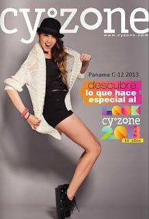 Catalogo Cyzone Panama C-12 2013