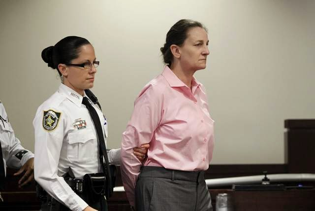 Military News - Jury decided quickly to convict colonel's ex-wife in killings