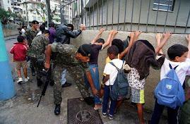 Dia das crianças no Rio. Muito legal.
