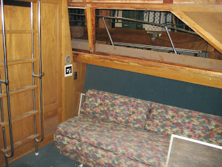 Boat Sofa/Bed