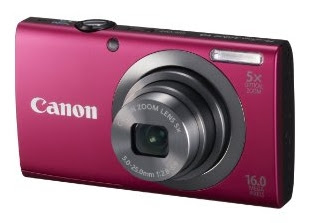 Great Point and Shoot - Canon PowerShot A2300 16.0 MP Digital Camera