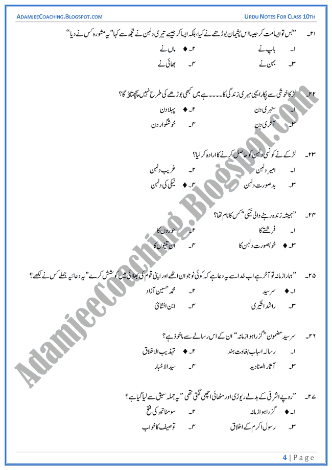 urdu essays for class 10 10 important essays my hobby,my aim in life, my first day at school, unemployment, science and our life, technical education, my hero in history/federal board 9th.