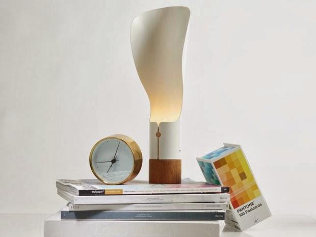 Luminaria Diseño Orgánico