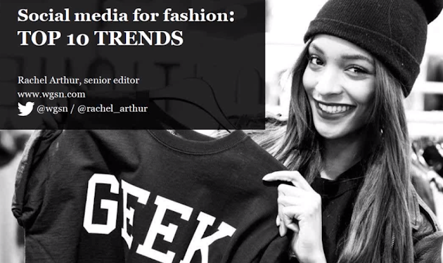 Top 10 Social Media Trends for Fashion