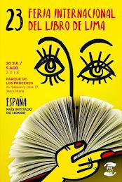 Feria Internacional del Libro Lima 2018